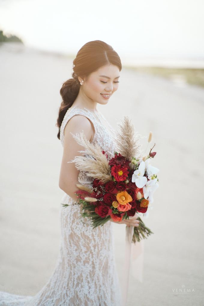 Prewedding of Darryl & Ellysia by Makeup by Windy Mulia - 016
