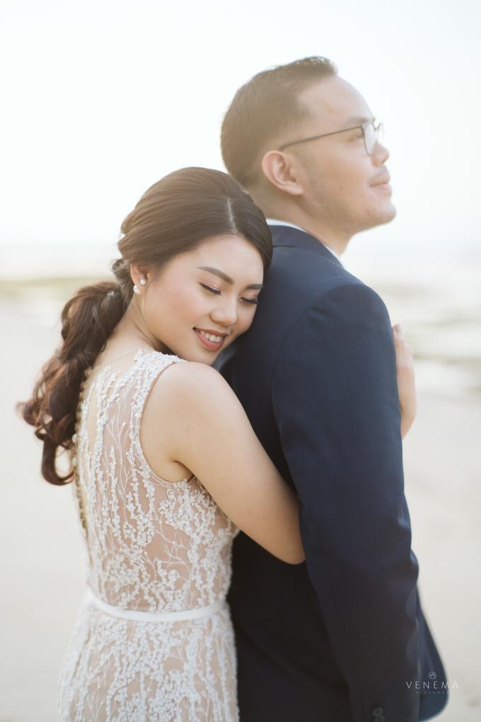 Prewedding of Darryl & Ellysia by Makeup by Windy Mulia - 017