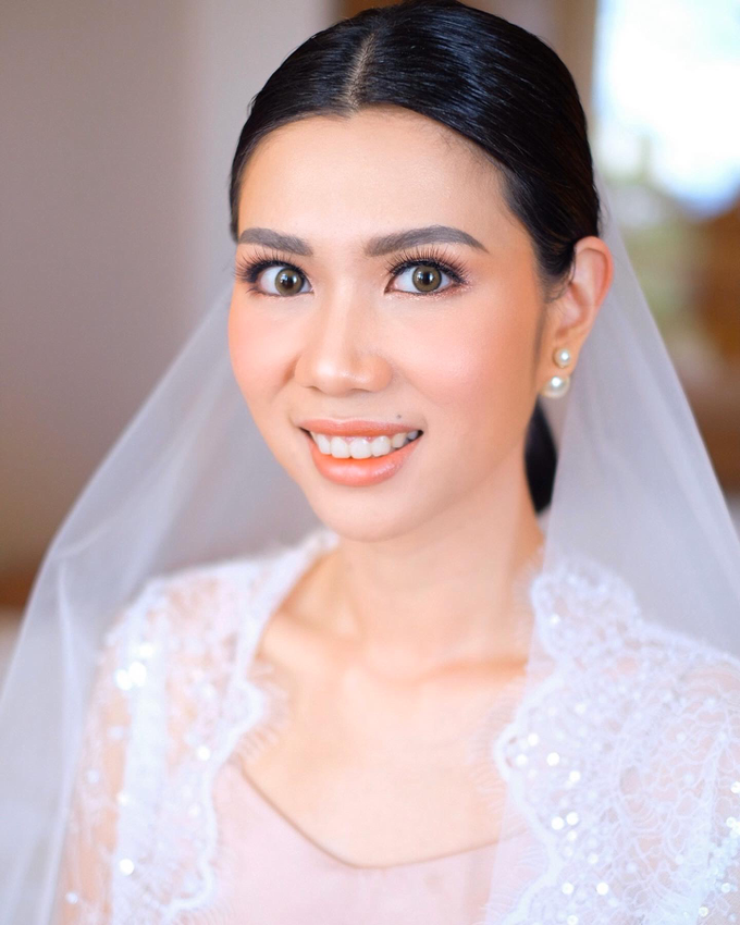 The Wedding of Verina & Ivan by Makeup by Windy Mulia - 002
