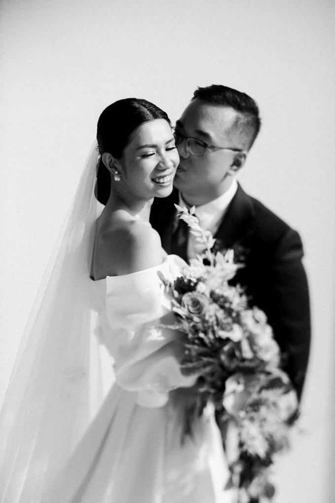 The Wedding of Verina & Ivan by Makeup by Windy Mulia - 010
