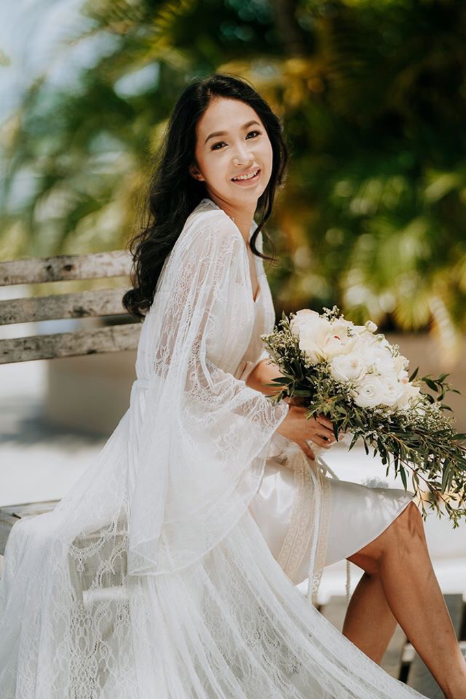 Beautiful Bride Yeng by Makeup By Zubi - 002