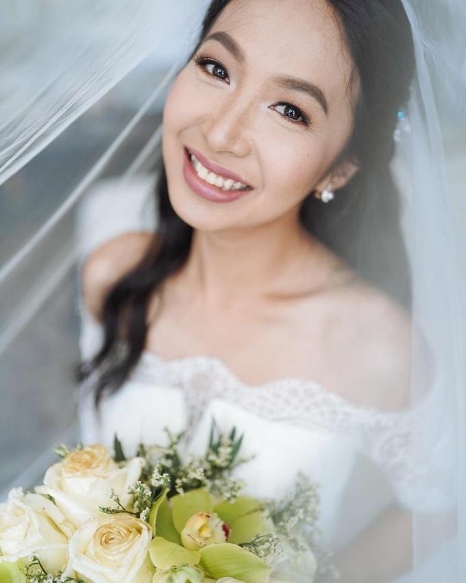 Beautiful Bride Yeng by Makeup By Zubi - 004
