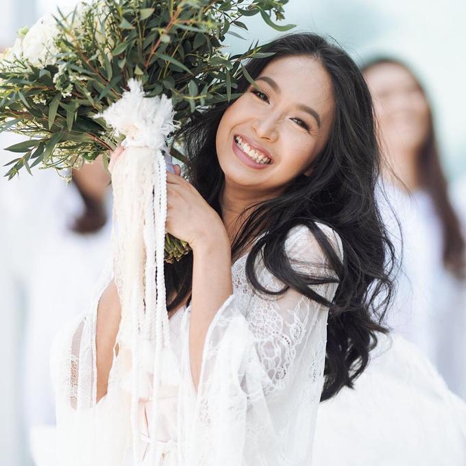 Beautiful Bride Yeng by Makeup By Zubi - 006