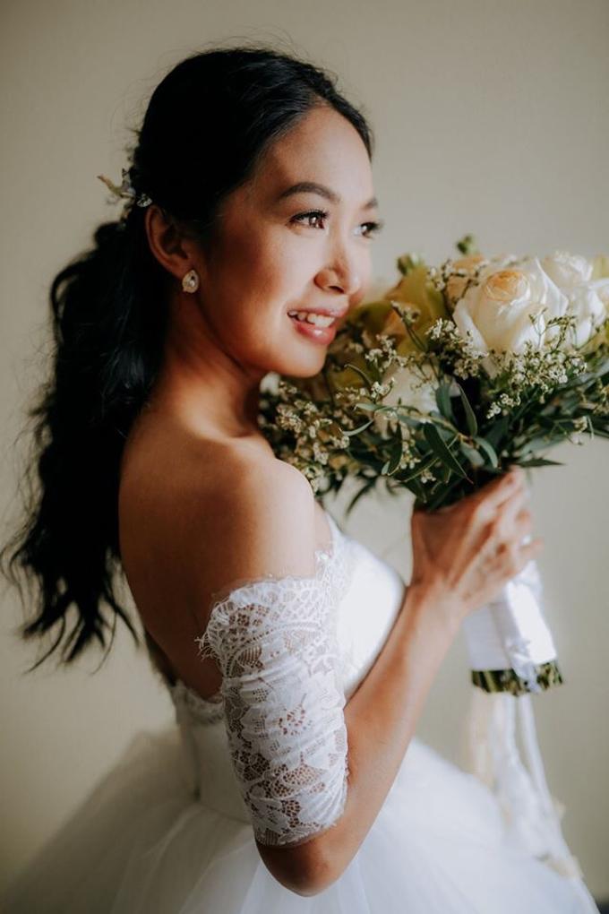 Beautiful Bride Yeng by Makeup By Zubi - 007