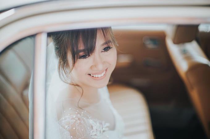 Radiant Bride Gel by Makeup By Zubi - 001