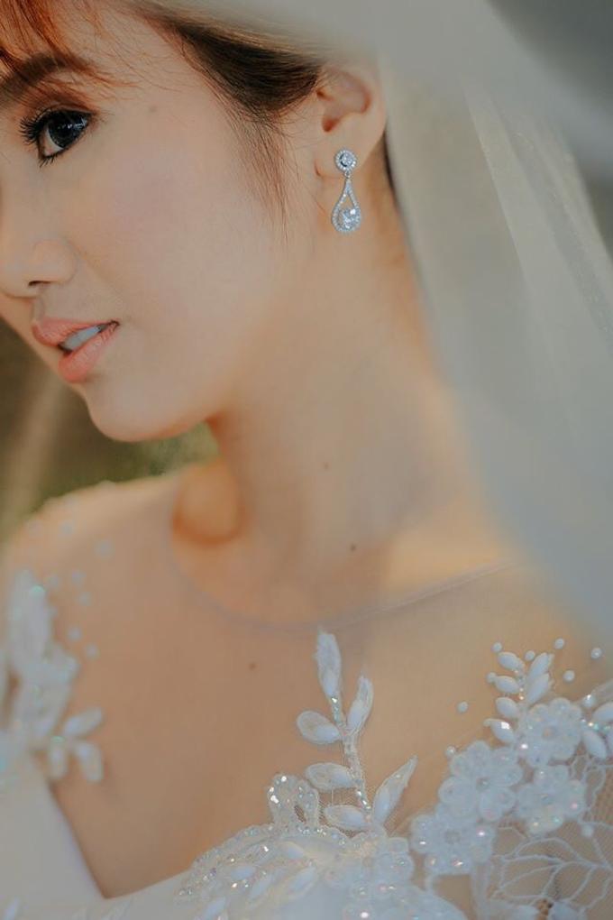 Radiant Bride Gel by Makeup By Zubi - 005