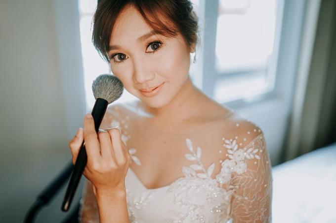 Radiant Bride Gel by Makeup By Zubi - 002