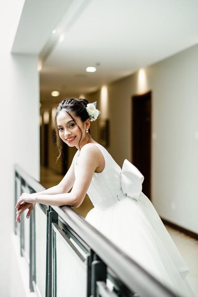 Beautiful Bride Nikka by Makeup By Zubi - 004
