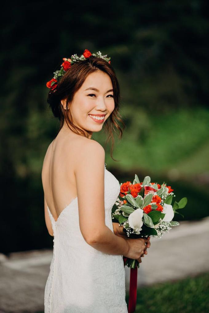 Elizabeth Chin Prewedding by Makeup Pros - 001