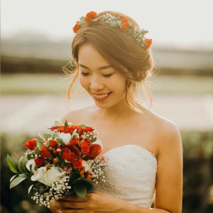 Elizabeth Chin Prewedding by Makeup Pros - 002
