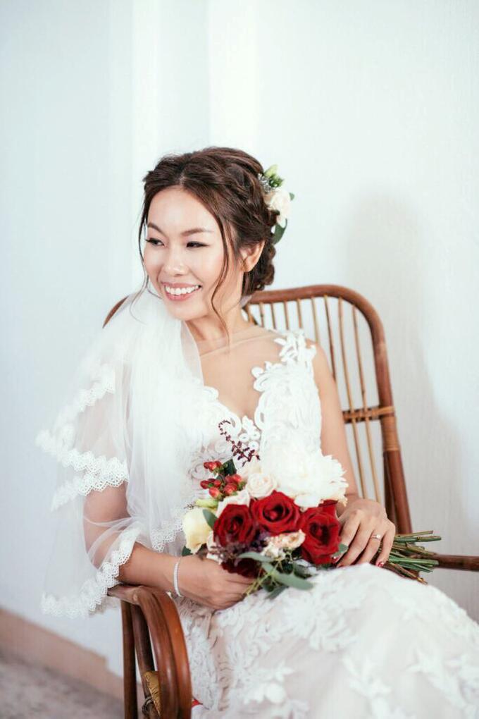 Elizabeth Chin Prewedding by Makeup Pros - 003