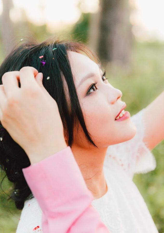 Herliena PreWedding by Makeup Pros - 002