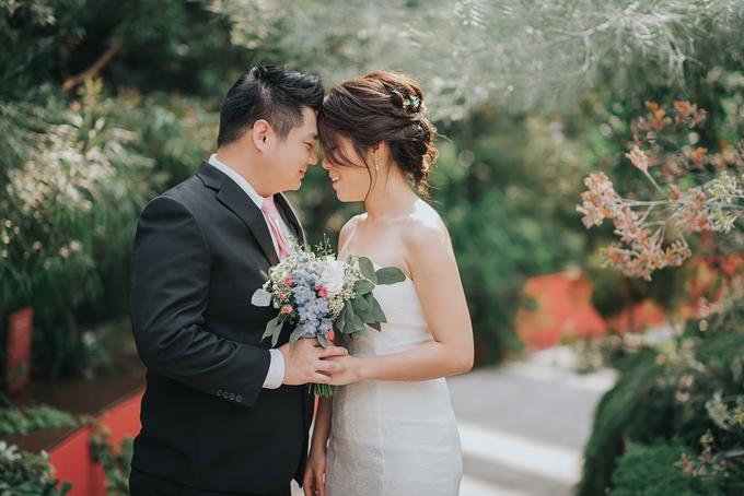 Sze Sze Wedding  by Makeup Pros - 001