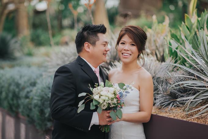 Sze Sze Wedding  by Makeup Pros - 002