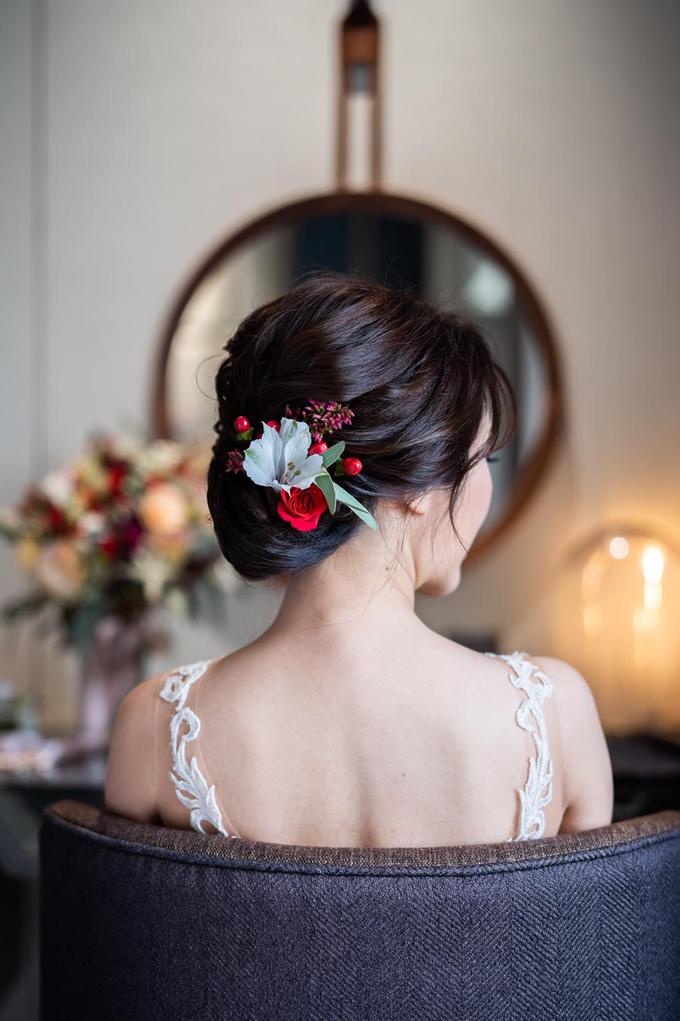 Adelene Wedding by Makeup Pros - 004
