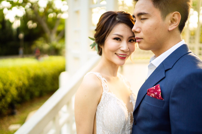 Adelene Wedding by Makeup Pros - 003