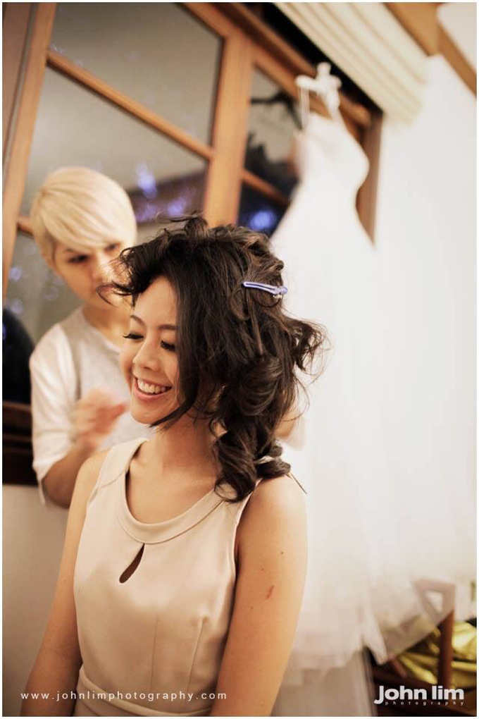 Behind the scene by Makeup Pros - 001
