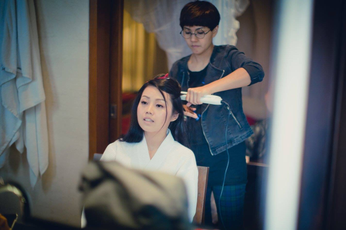 Behind the scene by Makeup Pros - 003