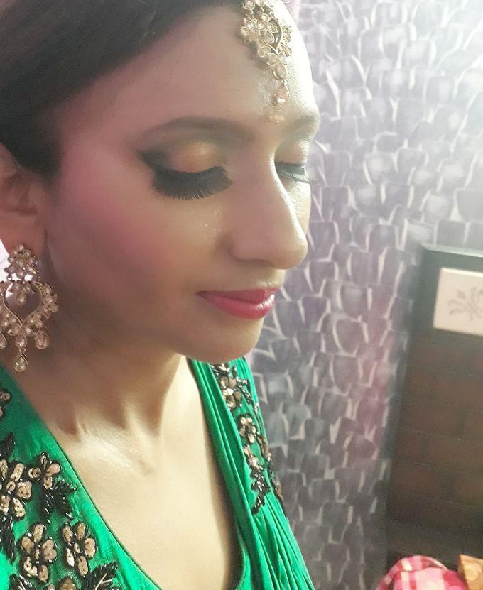 Party Makeup (MAC, HD) by makeupby_shivani - 007