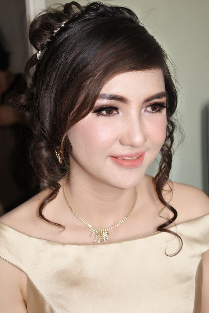 MAKEUP WEDDING PARTY by NOEY STUDIO - 034