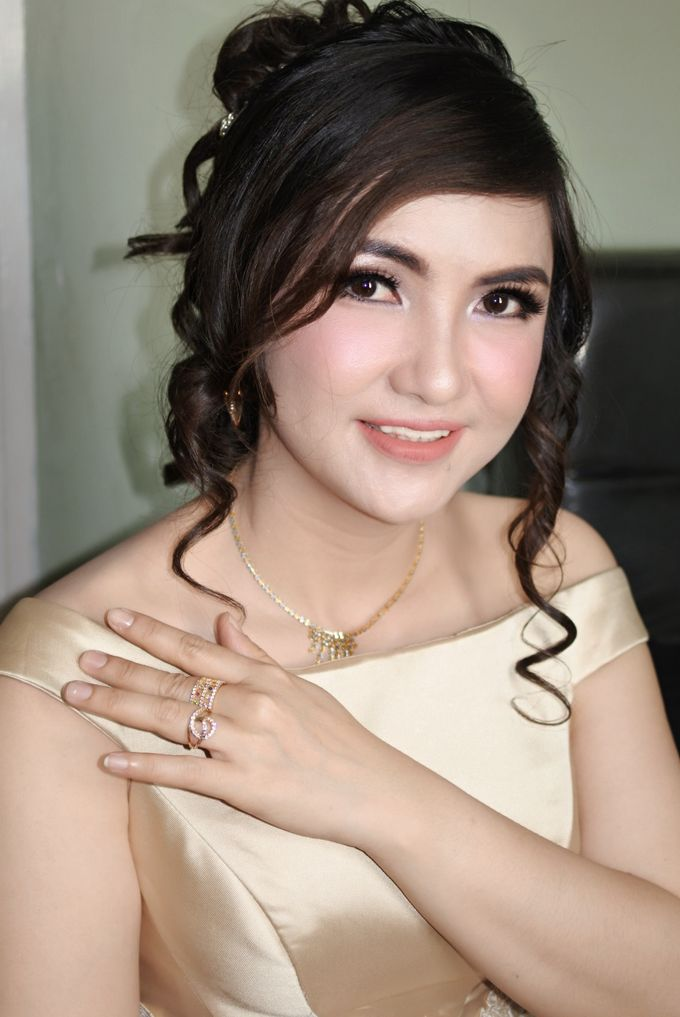 MAKEUP WEDDING PARTY by NOEY STUDIO - 022