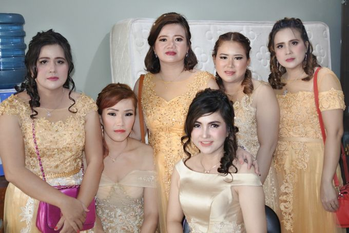 MAKEUP WEDDING PARTY by NOEY STUDIO - 035