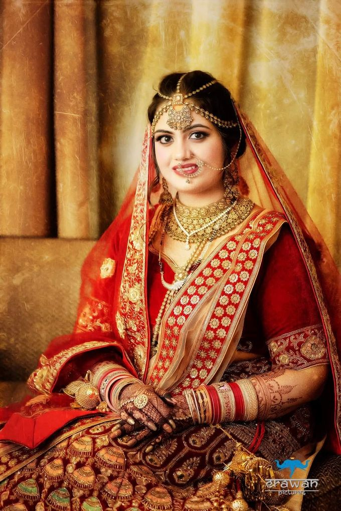 Bridal Makeup by Makeup by Lavina - 028