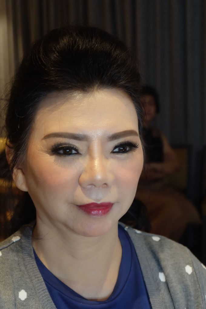 Party Makeup Look by Makeup by Ng Nita - 007