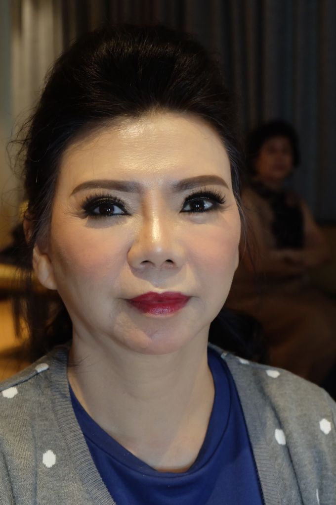 Party Makeup Look by Makeup by Ng Nita - 009