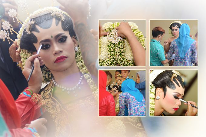 Pernikahan Adat Jawa Tengah by Creative Fotografi - 002
