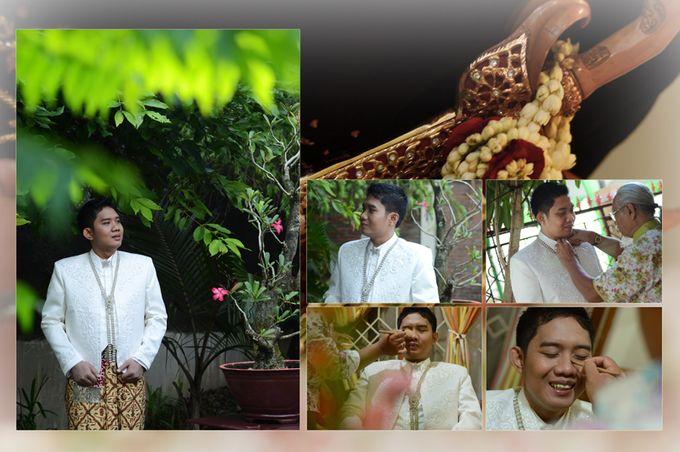 Pemberkatan Pernikahan Diza & Dani by Creative Fotografi - 004