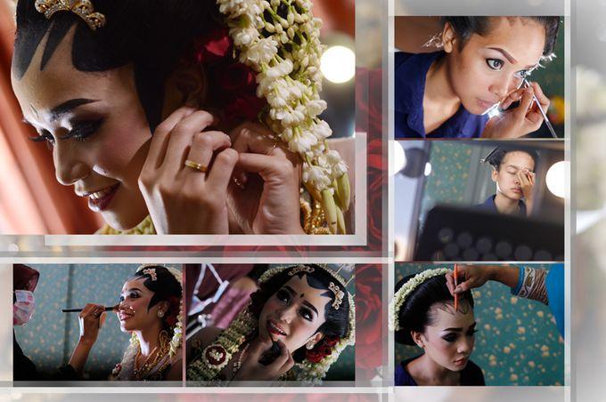 Foto Pernikahan Adat Jawa Modern Galih & Dian by Creative Fotografi - 002