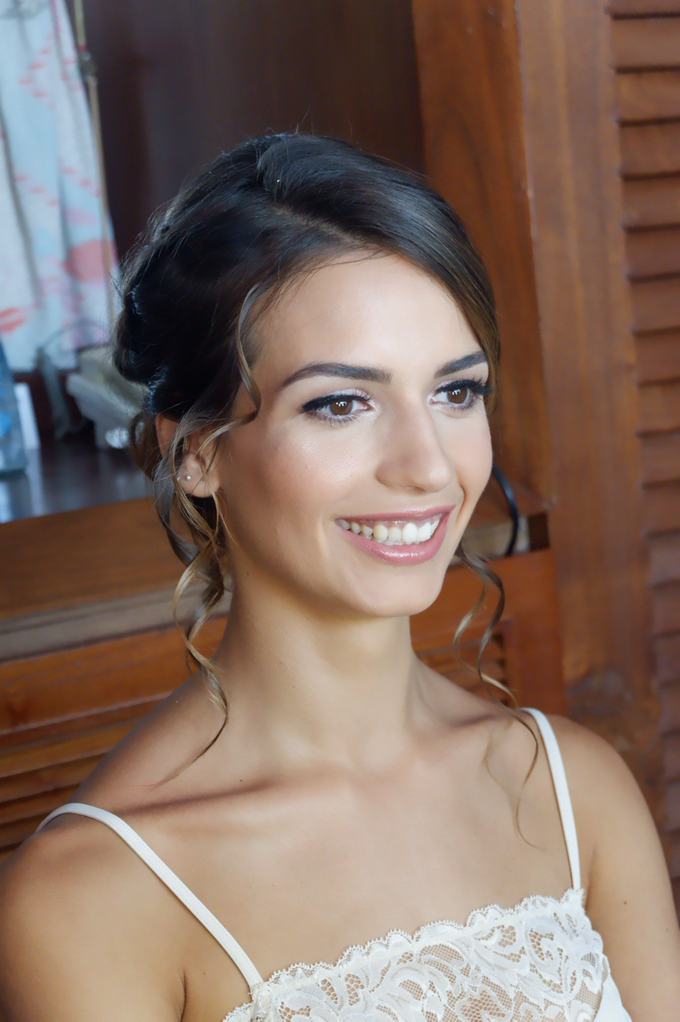 The Bride: Carlota by Makeupby.Jeanette - 003