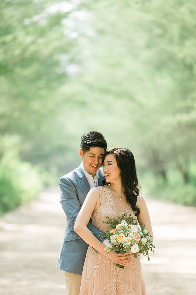 Leticia and Haryanto Prewedding Session by Jeanette Anandajoo - 005