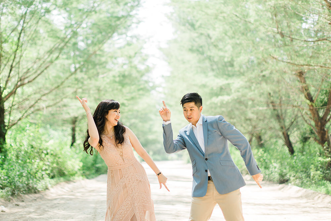 Leticia and Haryanto Prewedding Session by Jeanette Anandajoo - 003