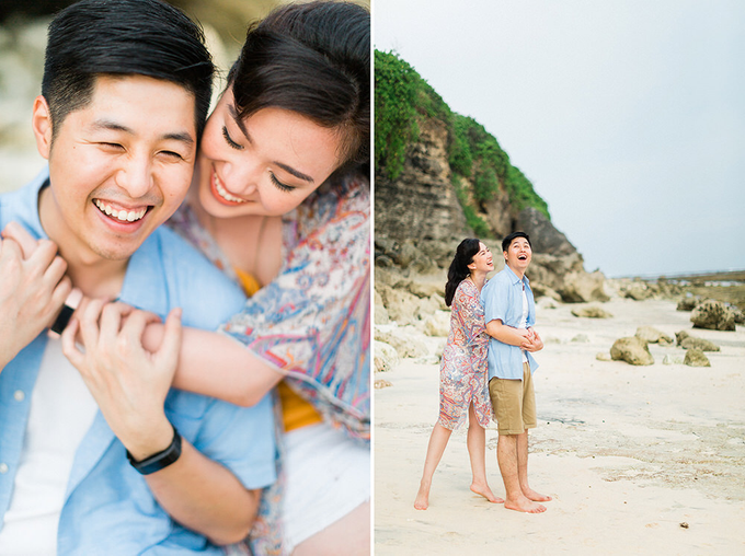 Leticia and Haryanto Prewedding Session by Jeanette Anandajoo - 001