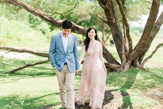 Leticia and Haryanto Prewedding Session by Jeanette Anandajoo - 002