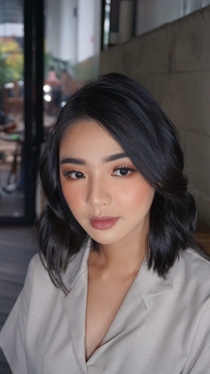 Makeup for Ms. Gitta Yunanda by Makeupbyamhee - 013