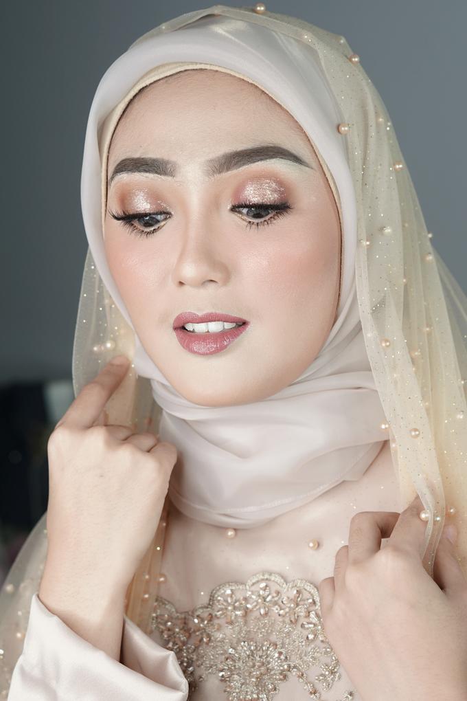 Akad Nikah -  Mrs. Aci by Makeupbyamhee - 001