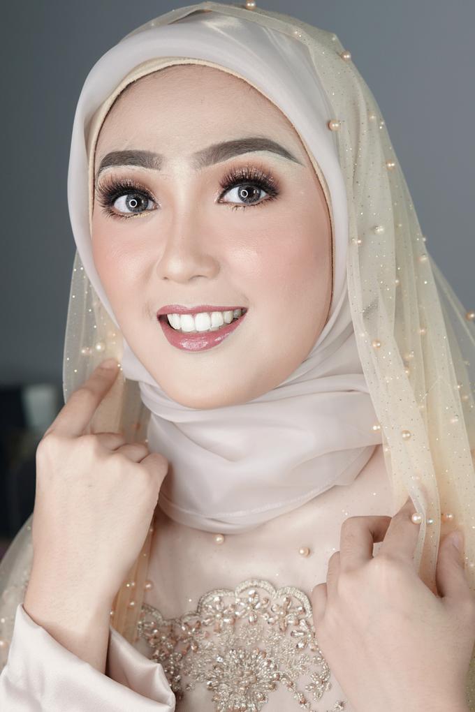 Akad Nikah -  Mrs. Aci by Makeupbyamhee - 002