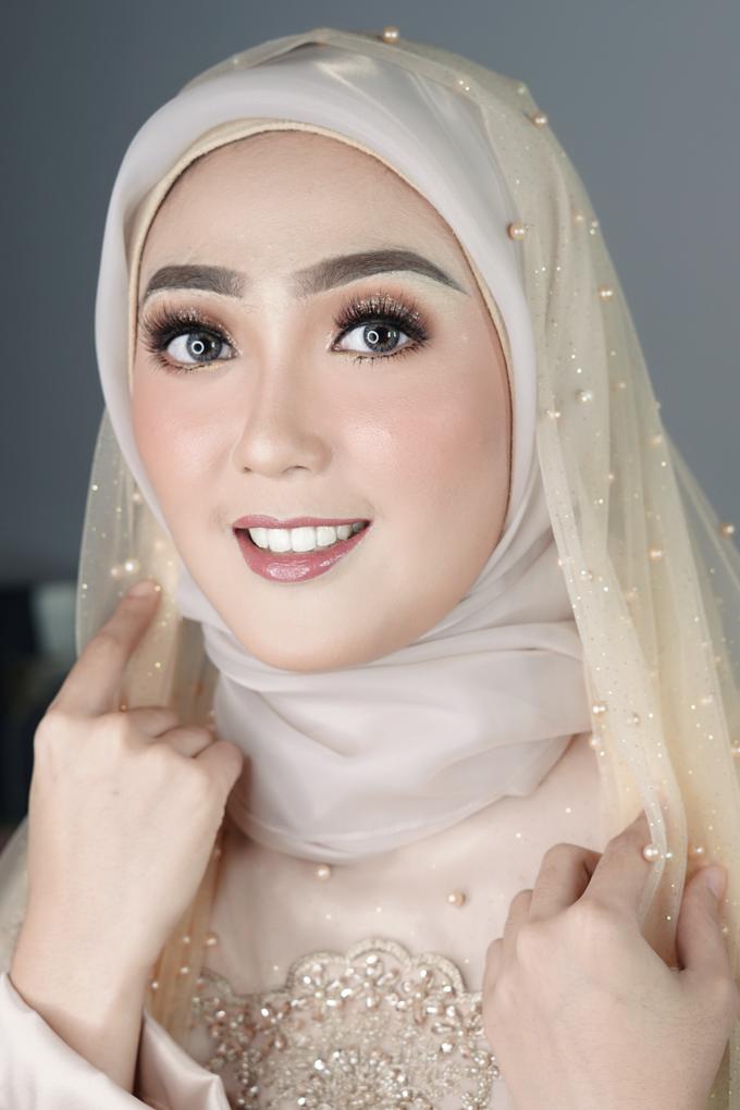 Akad Nikah -  Mrs. Aci by Makeupbyamhee - 003