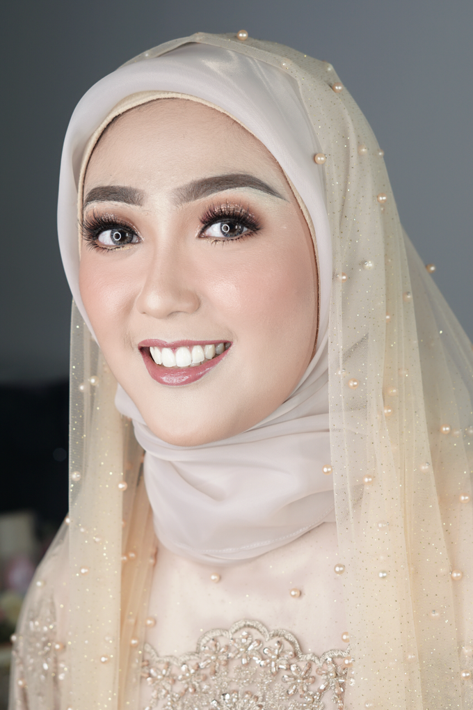 Akad Nikah -  Mrs. Aci by Makeupbyamhee - 006