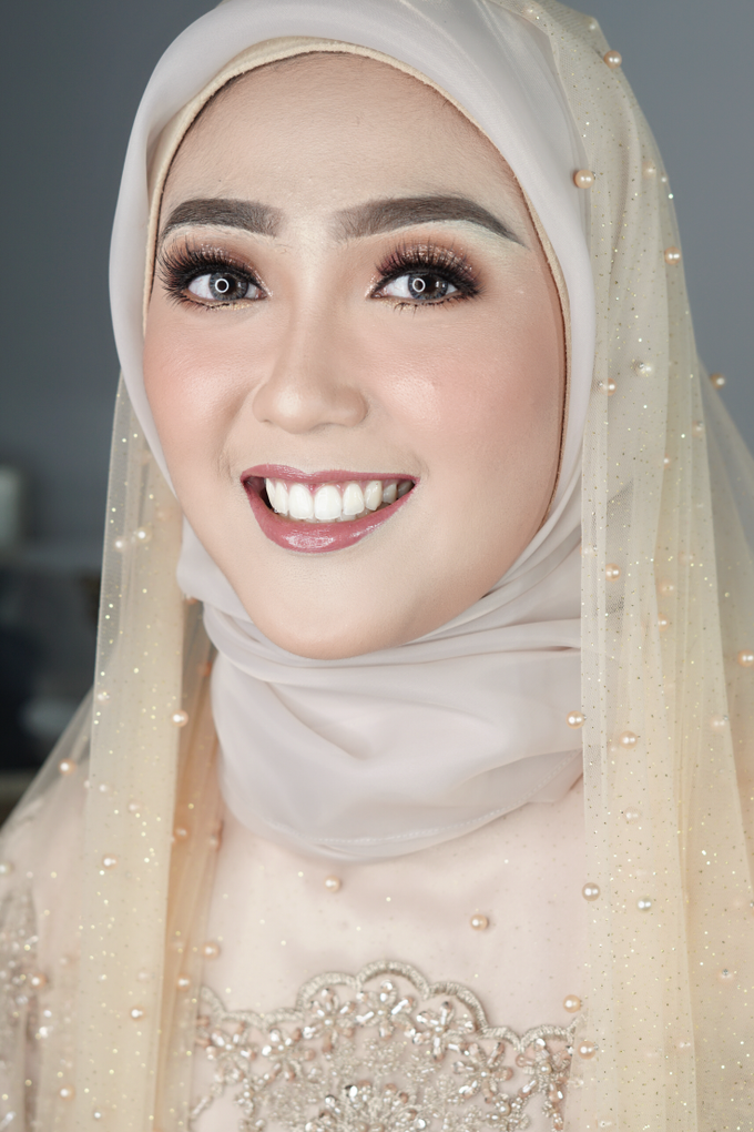 Akad Nikah -  Mrs. Aci by Makeupbyamhee - 007
