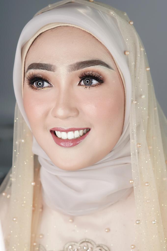 Akad Nikah -  Mrs. Aci by Makeupbyamhee - 008