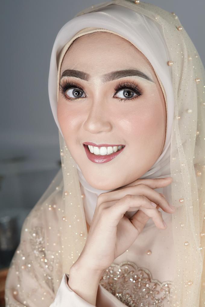 Akad Nikah -  Mrs. Aci by Makeupbyamhee - 009