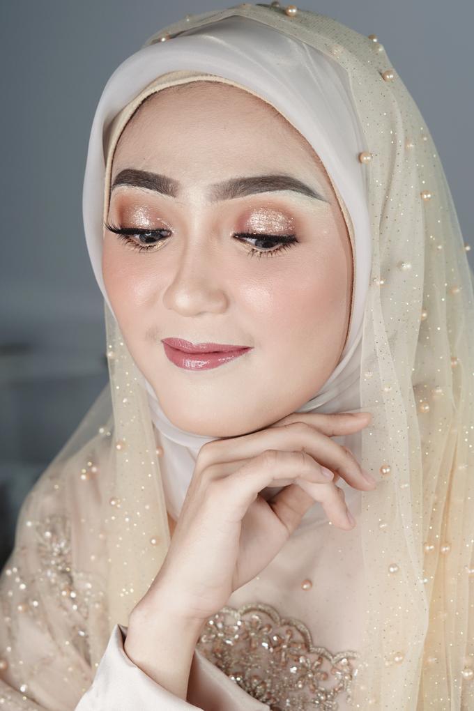 Akad Nikah -  Mrs. Aci by Makeupbyamhee - 010