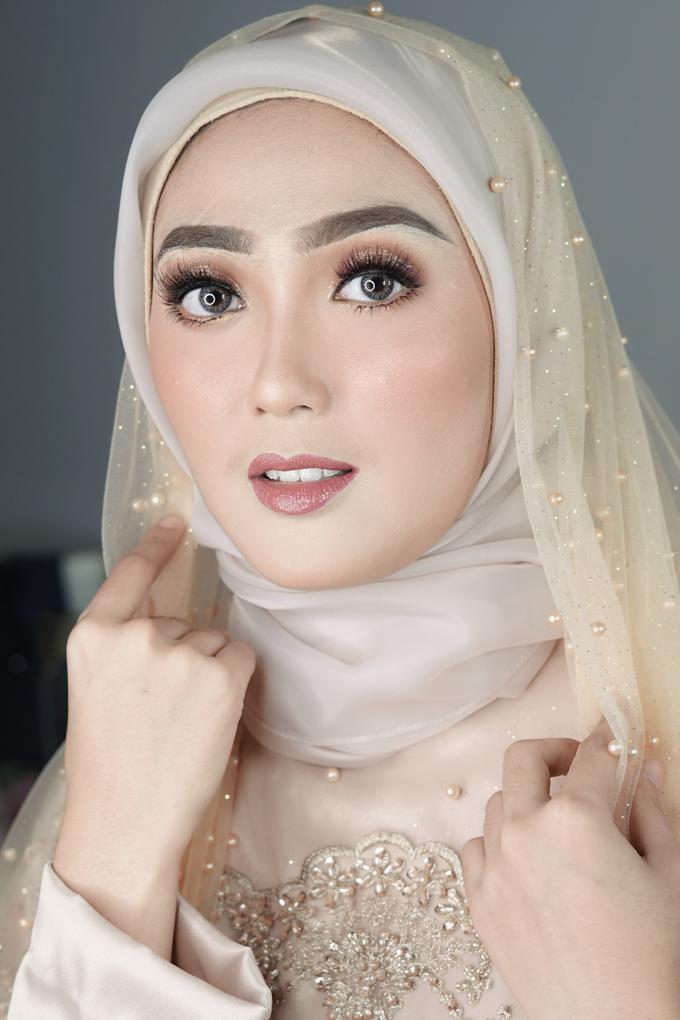 Akad Nikah -  Mrs. Aci by Makeupbyamhee - 012