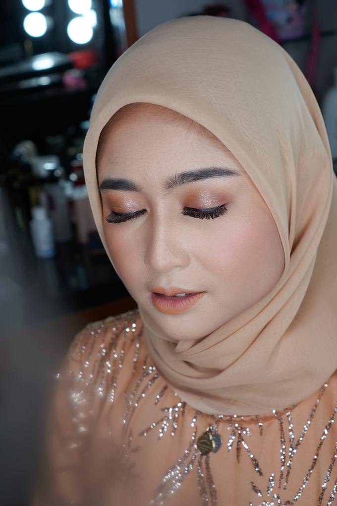 Bridesmaid makeup for Ms. Sasha by Makeupbyamhee - 002