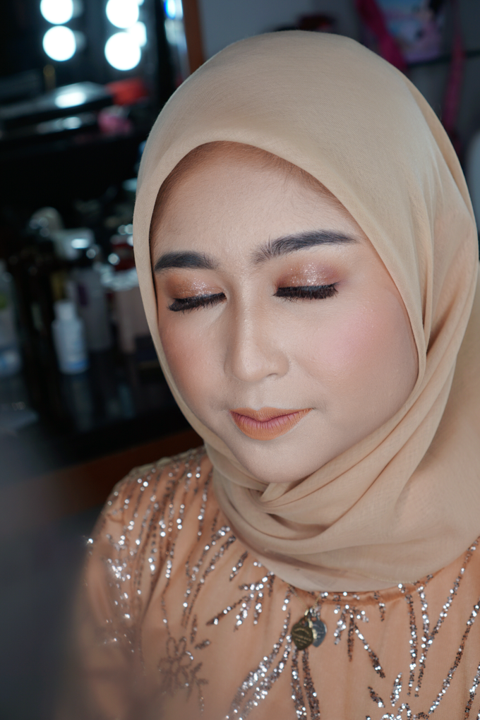 Bridesmaid makeup for Ms. Sasha by Makeupbyamhee - 003