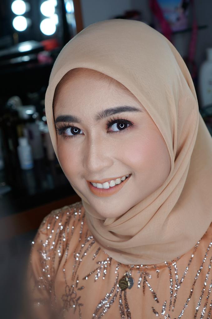 Bridesmaid makeup for Ms. Sasha by Makeupbyamhee - 004